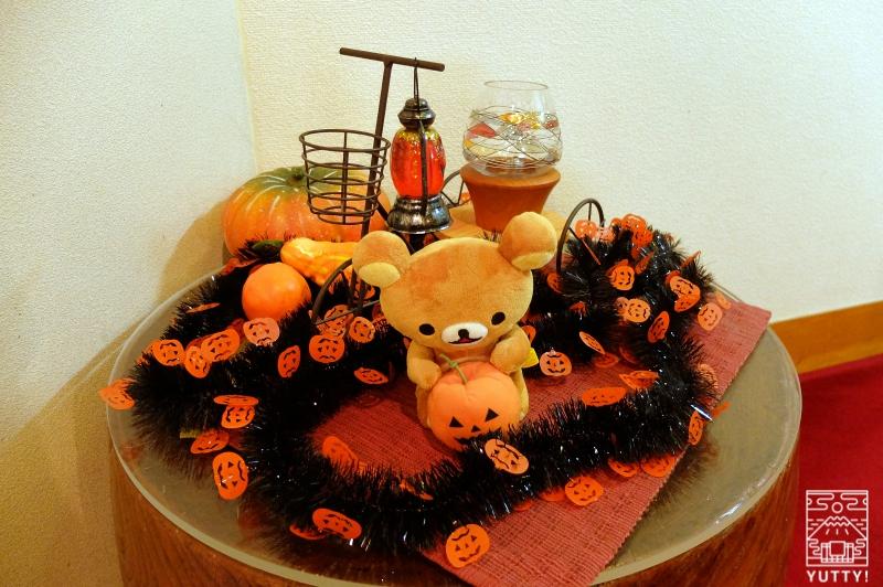 おもいでの宿 湯の島館 の季節の飾り物の写真