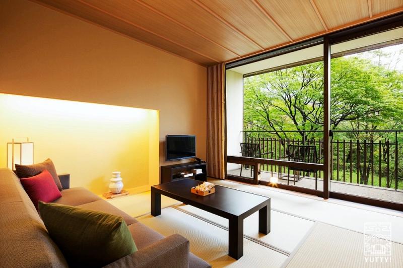 星野リゾート 界 鬼怒川 の客室の写真