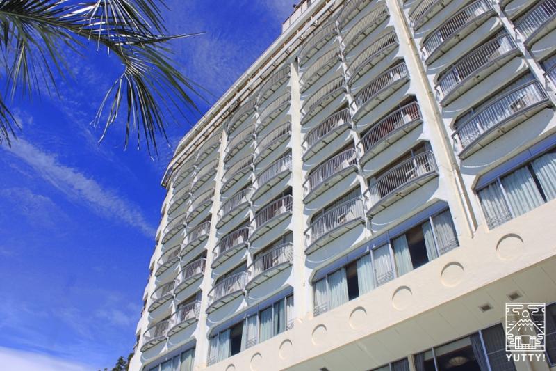 舘山寺サゴーロイヤルホテルの外観の写真