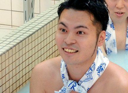 参加者の明 雄大さんの写真