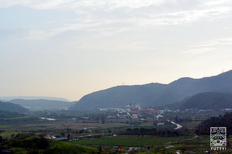 四重渓の風景の写真