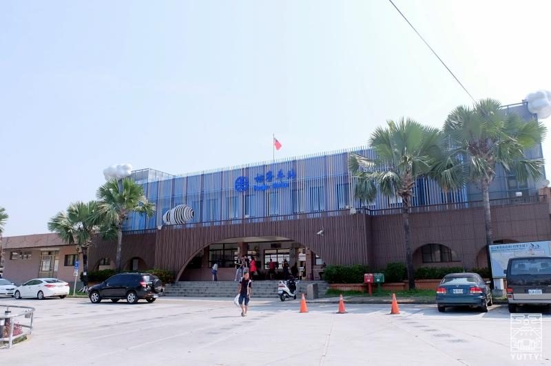 台鉄 枋寮駅の外観の写真