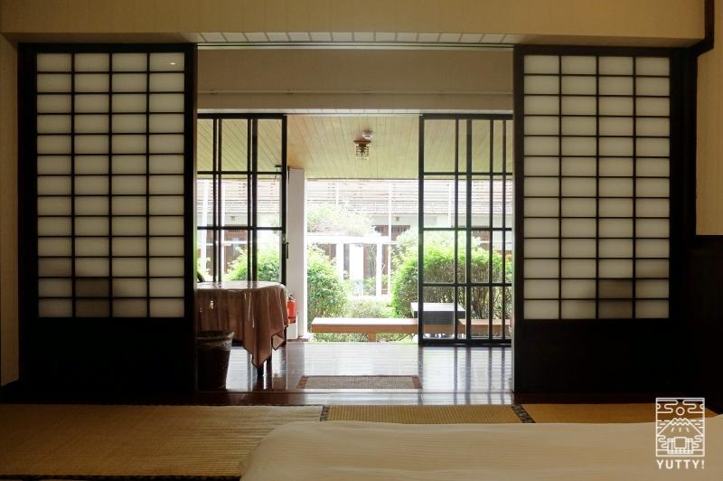 四重渓温泉 清泉日式温泉旅館の京都和室房の写真