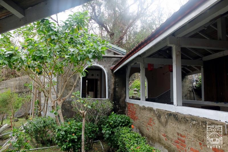 四重渓温泉 清泉日式温泉旅館の日本時代の面影がある風景の写真