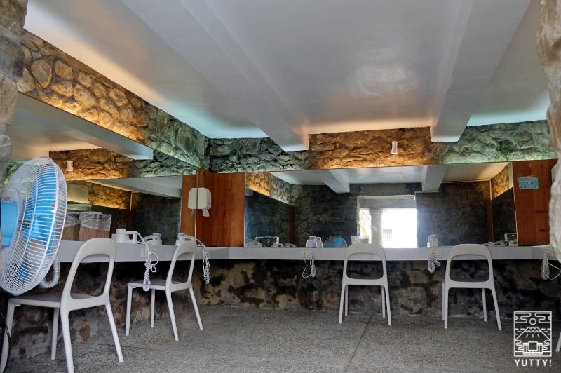 四重渓温泉 清泉日式温泉旅館のドレッサー室の写真