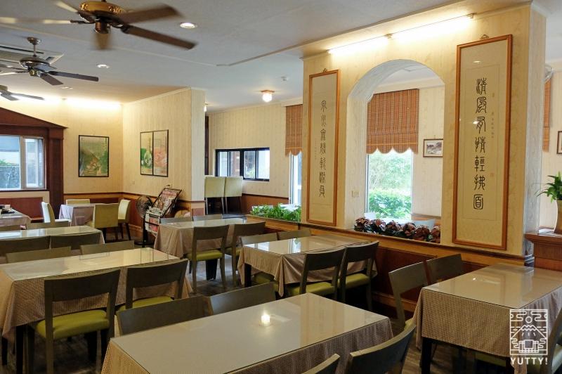 四重渓温泉 清泉日式温泉旅館のレストランの写真