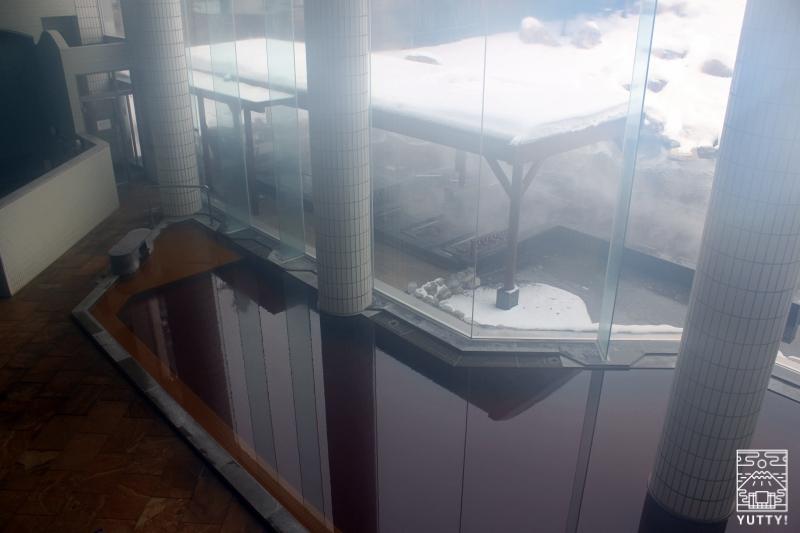 十勝川温泉第一ホテルの大浴場の写真