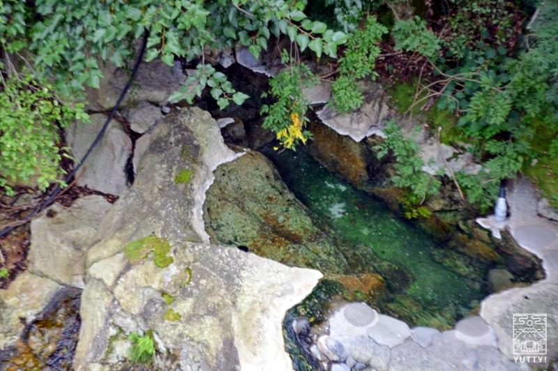 栃木・湯西川温泉「薬研の湯」の写真