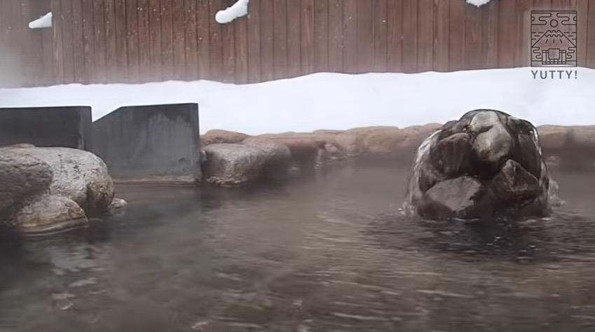 ニセコ昆布温泉 鶴雅別荘 杢の抄の温泉の写真