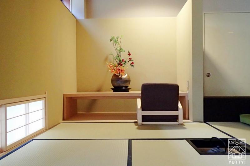 静岡天然温泉 おふろcafe bijinyu 美肌湯  のお座敷スペースの写真