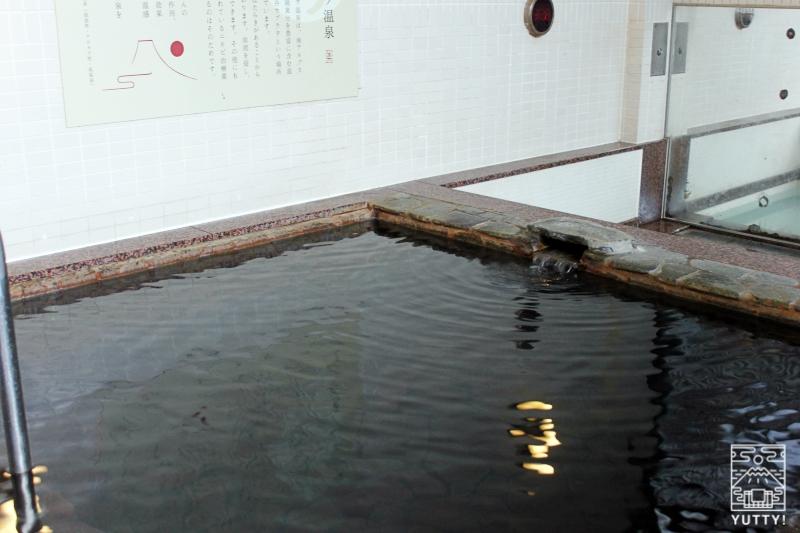 静岡天然温泉 おふろcafe bijinyu 美肌湯  の「カブラヲ温泉」浴槽の写真