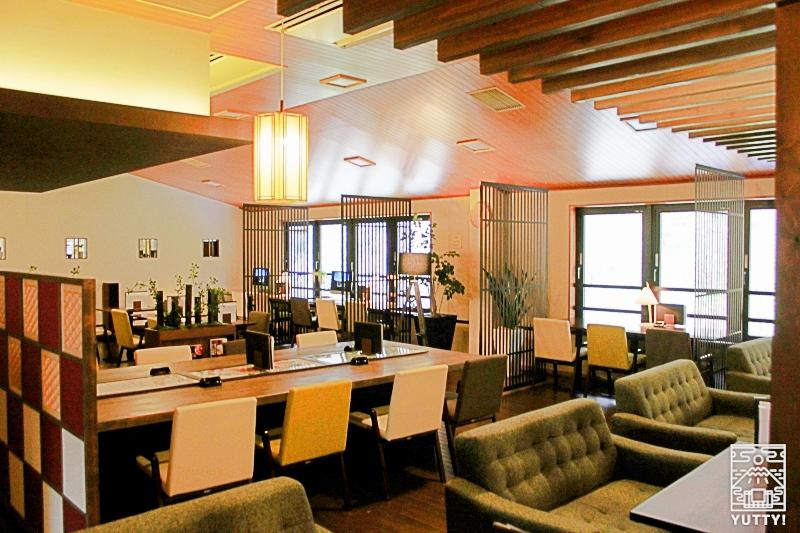 静岡天然温泉 おふろcafe bijinyu 美肌湯  の「和カフェ」の写真