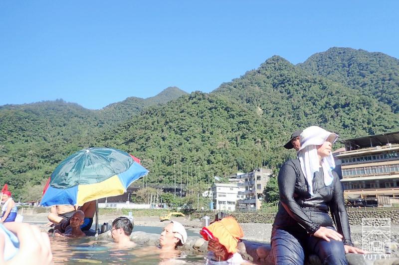 烏来熱力温泉の写真