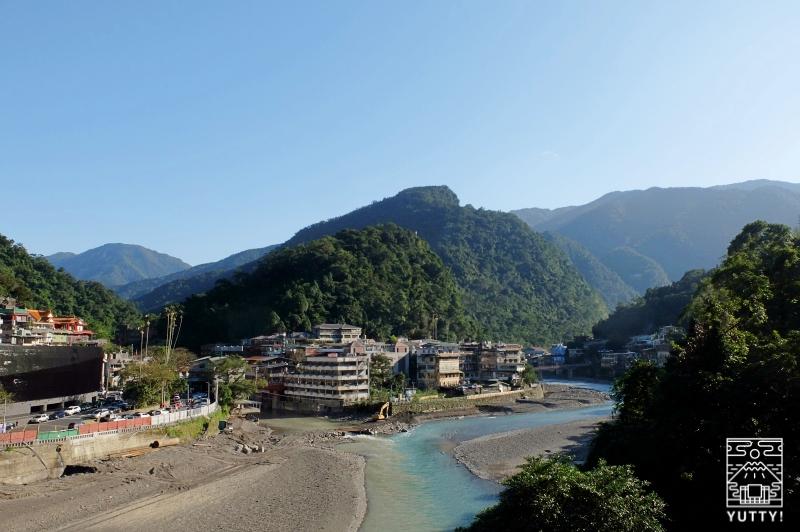 台湾の首都台北にある大自然の写真