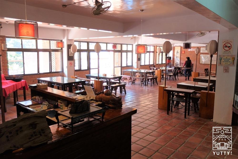 巨龍山荘のレストランの写真