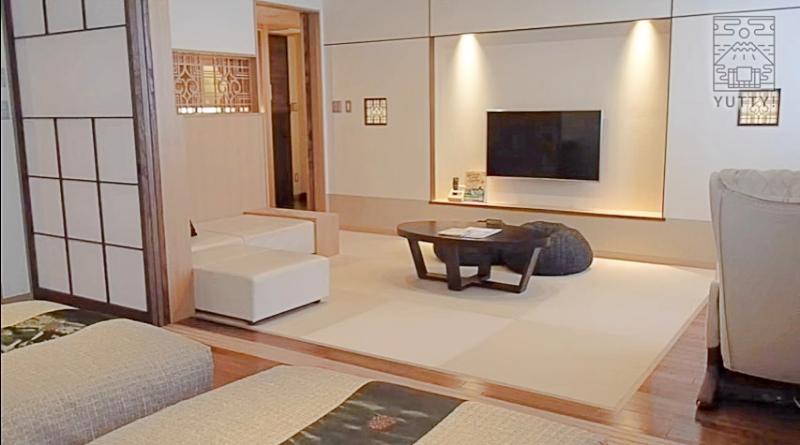 ニセコ昆布温泉 鶴雅別荘 杢の抄のスイートの客室の写真