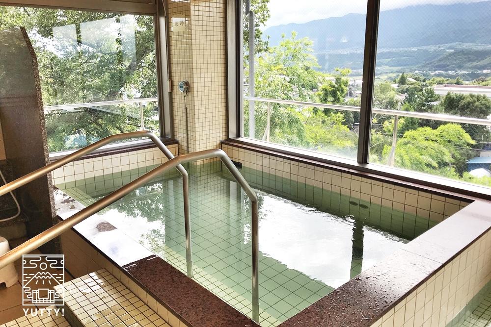 望岳荘の温泉浴場4