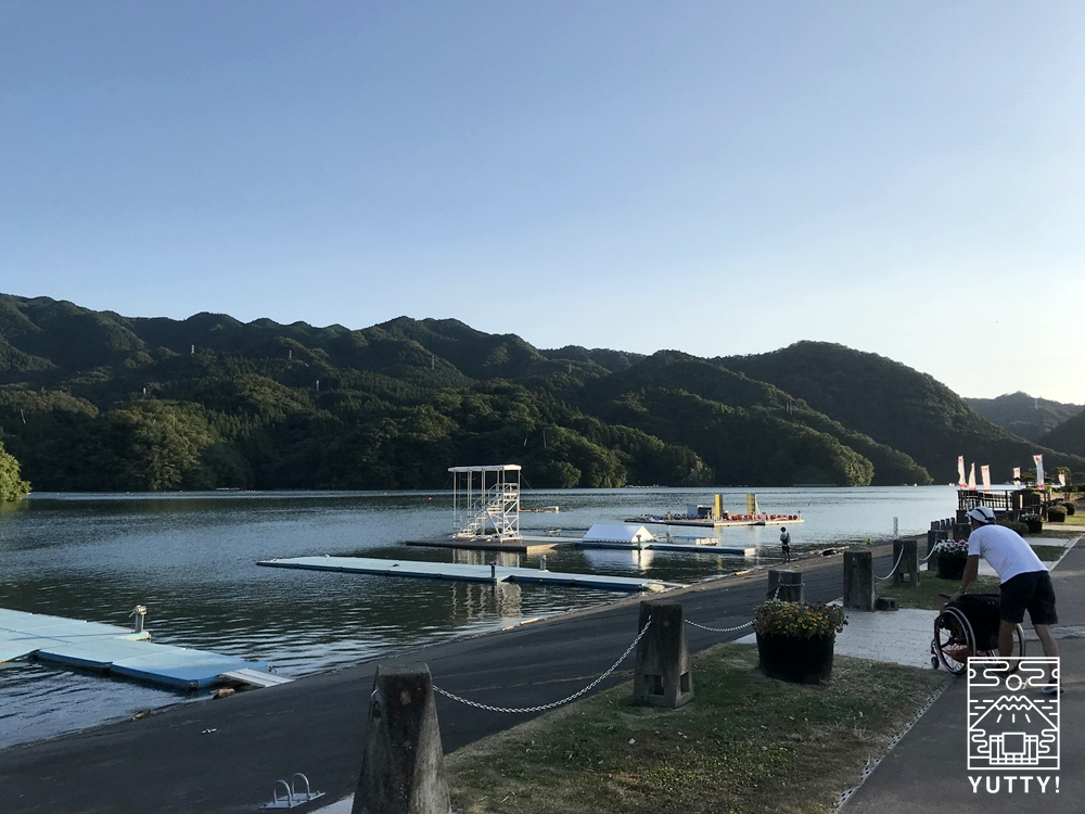 相模湖の写真