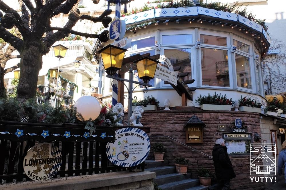 レーベンブロイレストラン バーデン=バーデン店の外観の写真