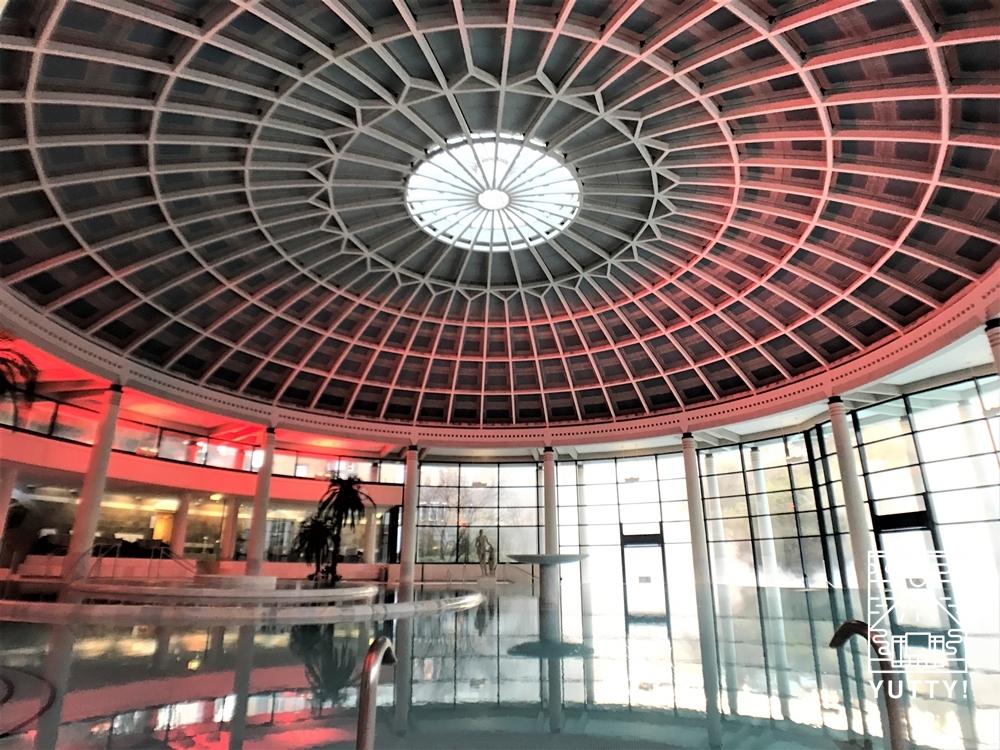 カラカラ浴場の温泉の写真