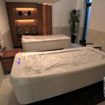 カラカラ浴場のウェルネスエリアの写真