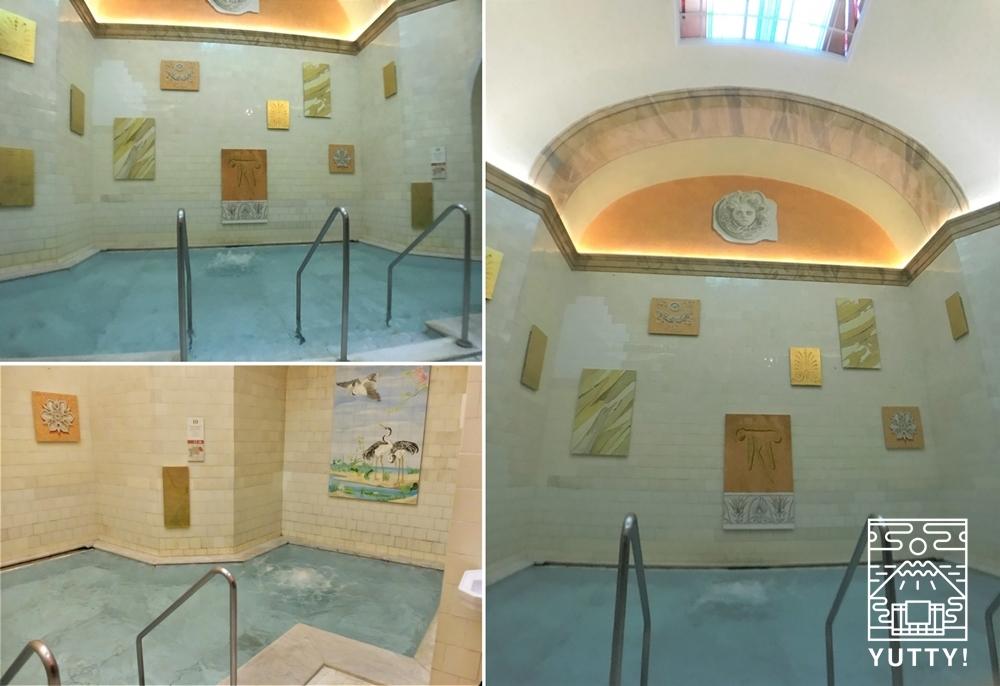 フリードリヒス浴場のジャグジーの写真