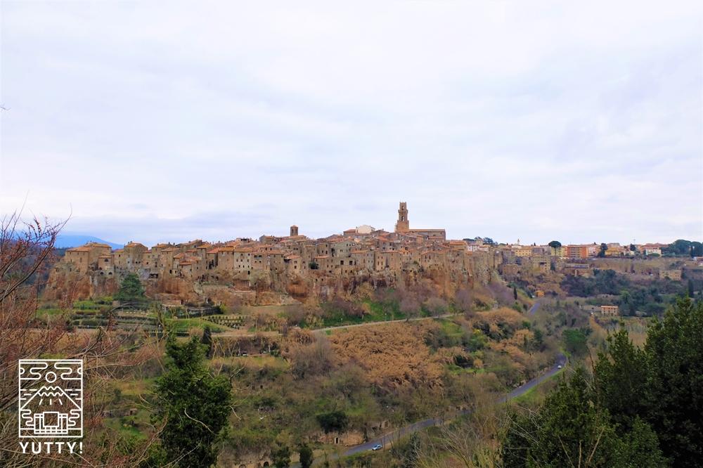 オルビエートの景色の写真