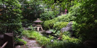 鴎外温泉-鴎外荘庭