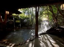 黒川温泉いこい旅館滝の湯