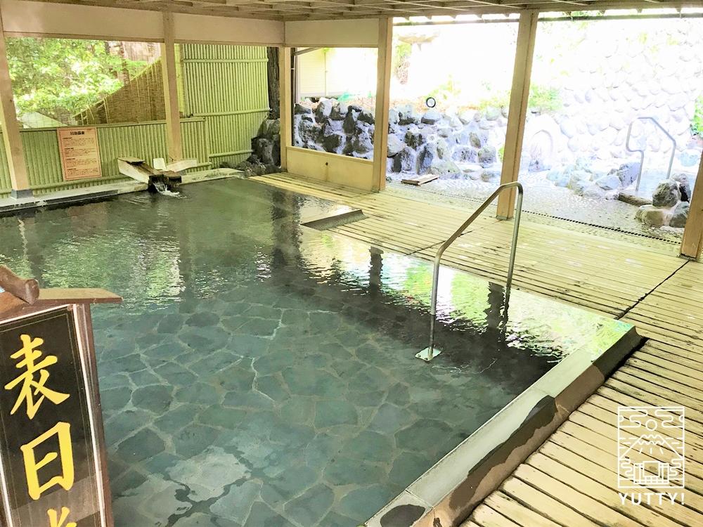 リブマックスリゾート川治の露天風呂の写真